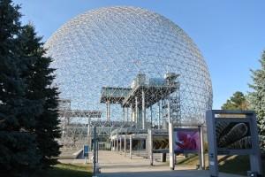 La biophère, parc Jean Drapeau
