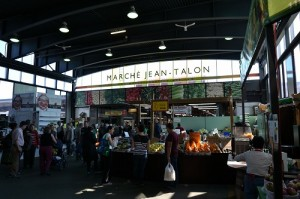 Le marché Jean-Talon