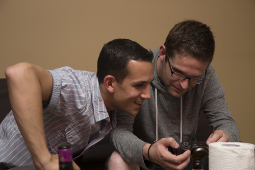 Alex et Hugo
