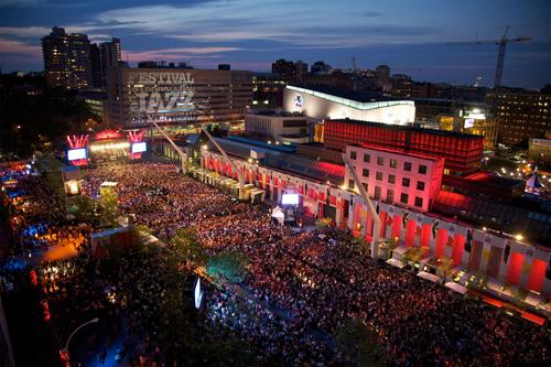 Festival International de Jazz édition 2013 à Montréal