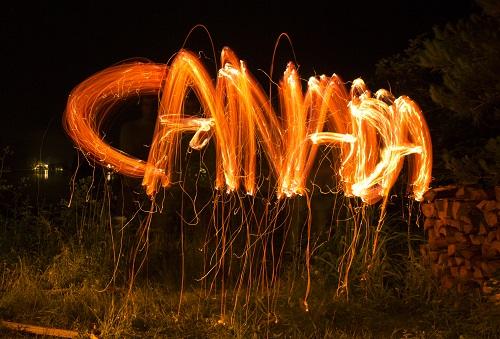 O Canada ! copyright Rudy&Alex Inc