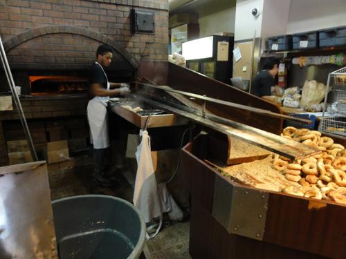 Les cuisines du St-Viateur Bagel