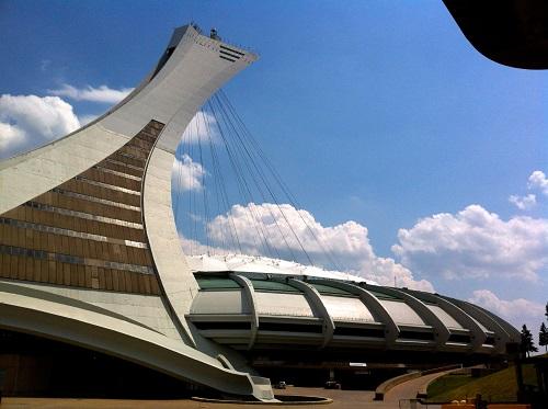 La tour du stade olympique