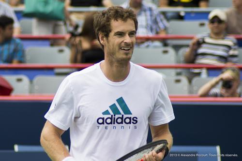 Andy Murray 2013 © Alexandre R. Tous droits réservés.
