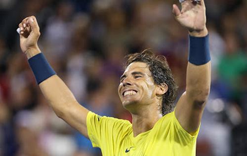 Rafael Nadal remporte le tournoi de Montréal édition 2013 !
