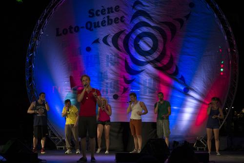 The Vocal Orchestra : un spectacle de Beatbox à couper le souffle ! 2013 © Alexandre R. Tous droits réservés.