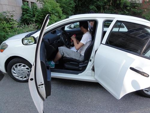 Notre voiture Communauto