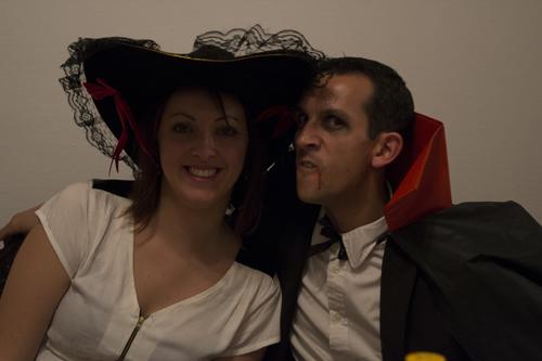 Du sang bien frais pour Dracula !