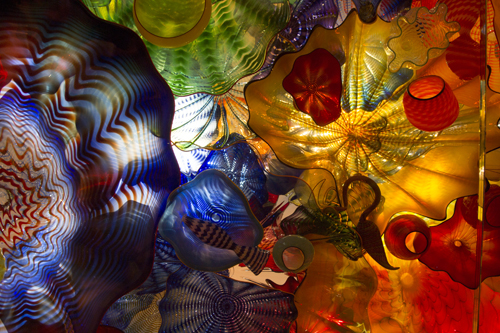 Dale Chihuly - Plafond persan