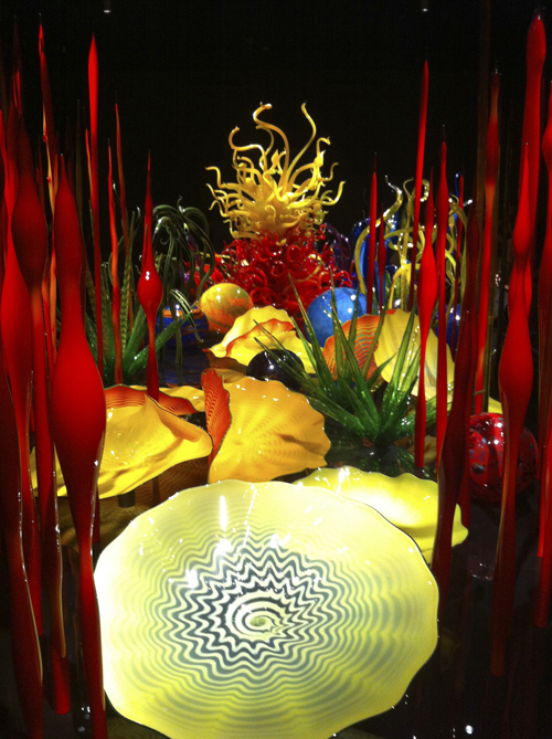 Dale Chihuly - Mille Fiori