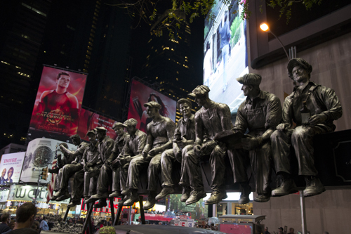 Ouvriers de New York