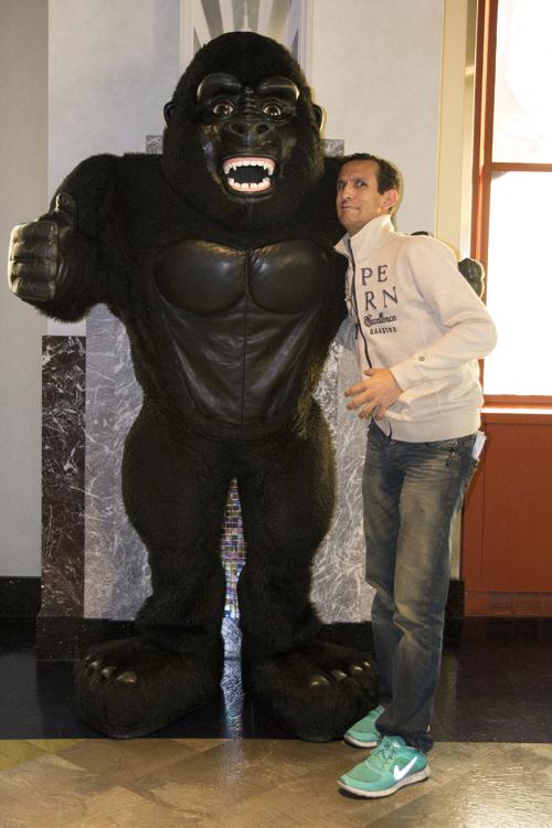 Alexandre et King Kong