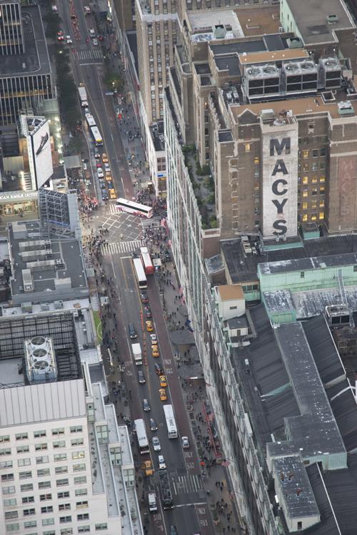 New York vu de haut