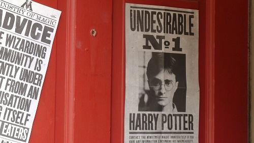 Même Harry Potter serait dans le coin !