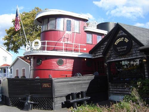 Notre restaurant, le Tugboat