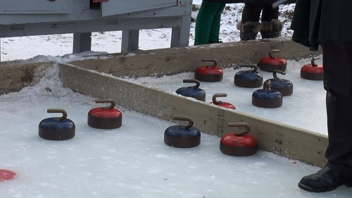 Un peu de curling ?