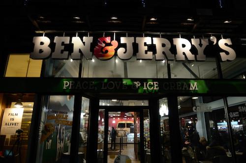 Ben & Jerry's !!