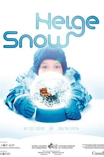 L'exposition temporaire sur la neige !