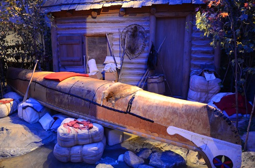 Salle du canada