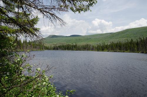Parc national des Grands Jardins, Québec, Canada