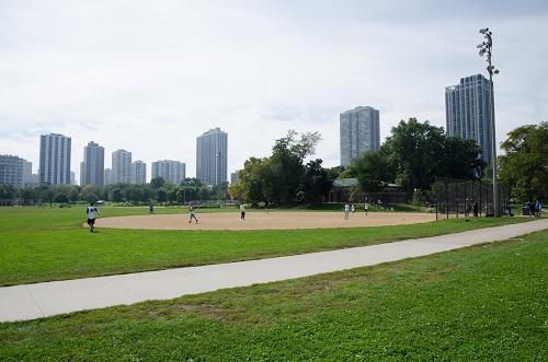 Faire du sport à Lincoln Park
