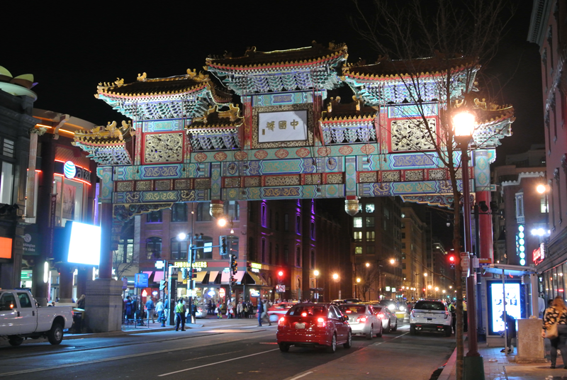 Chinatown de Washington