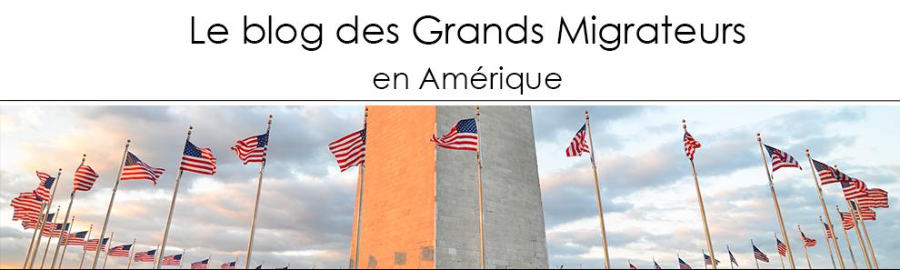 Les Grands Migrateurs en Amérique – le Blog