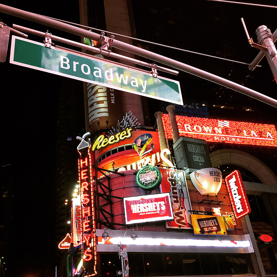 Times Square - Broadway